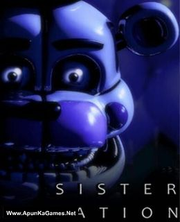 Five Nights at Freddy's: Sister Location Cover, Poster, Full Version, PC Game, Download Free