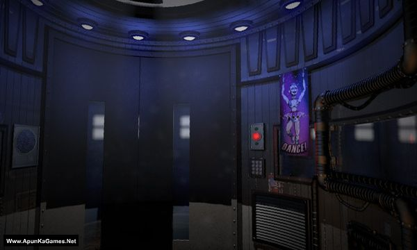 Five Nights at Freddy's: Sister Location Screenshot 1, Full Version, PC Game, Download Free