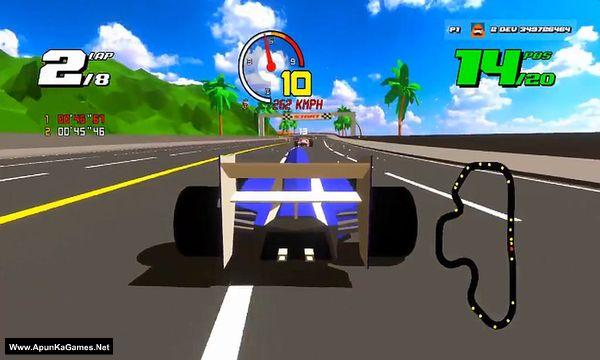 Formula Retro Racing Screenshot 1, Full Version, PC Game, Download Free