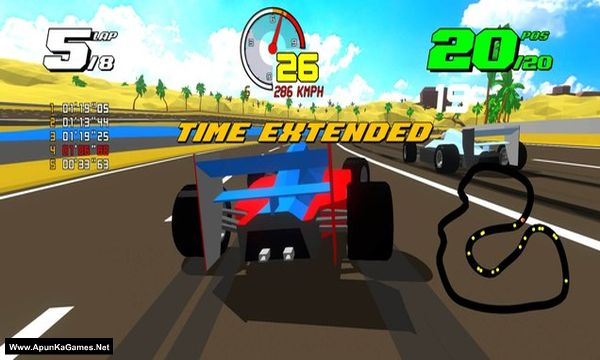 Formula Retro Racing Screenshot 2, Full Version, PC Game, Download Free