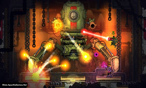 Fury Unleashed Screenshot 1, Full Version, PC Game, Download Free