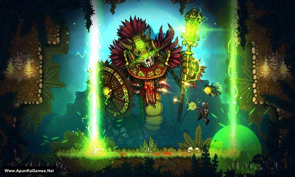 Fury Unleashed Screenshot 3, Full Version, PC Game, Download Free