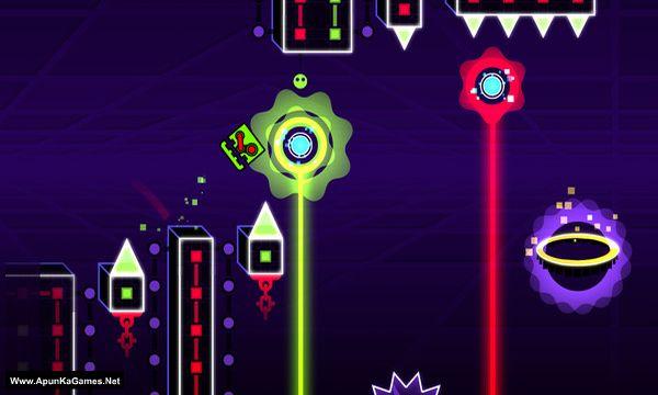 Geometry Dash Screenshot 1, Full Version, PC Game, Download Free