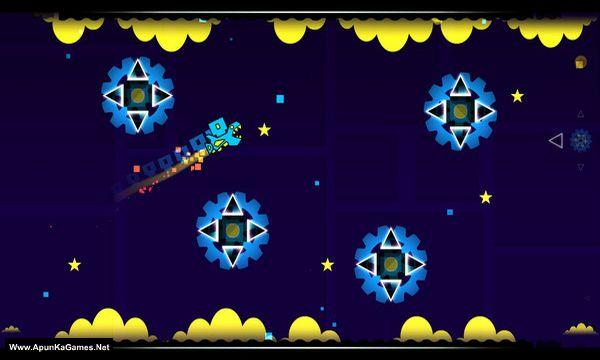 Geometry Dash Screenshot 2, Full Version, PC Game, Download Free