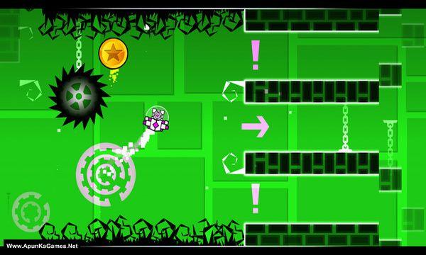 Geometry Dash Screenshot 3, Full Version, PC Game, Download Free