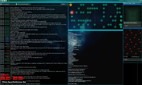 Hacknet Screenshot 2, Full Version, PC Game, Download Free
