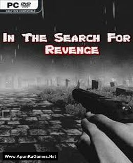 In The Search For Revenge Cover, Poster, Full Version, PC Game, Download Free