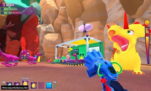 Island Saver Dinosaur Island Screenshot 1, Full Version, PC Game, Download Free