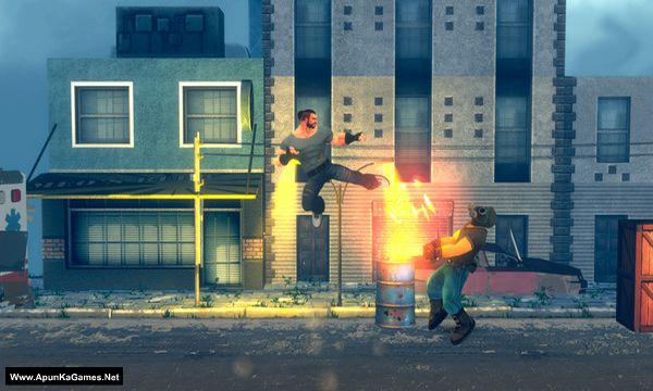 Legend of Streets Screenshot 3, Full Version, PC Game, Download Free