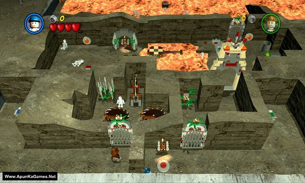 Lego Indiana Jones 2: The Adventure Continues Screenshot 1, Full Version, PC Game, Download Free