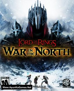 The Lord of the Rings: War in the North Cover, Poster, Full Version, PC Game, Download Free