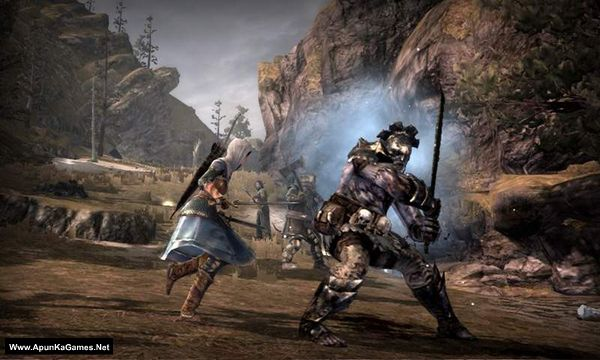 The Lord of the Rings: War in the North Screenshot 1, Full Version, PC Game, Download Free