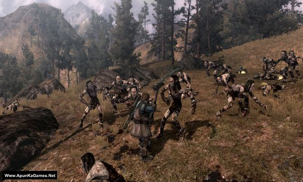 The Lord of the Rings: War in the North Screenshot 3, Full Version, PC Game, Download Free