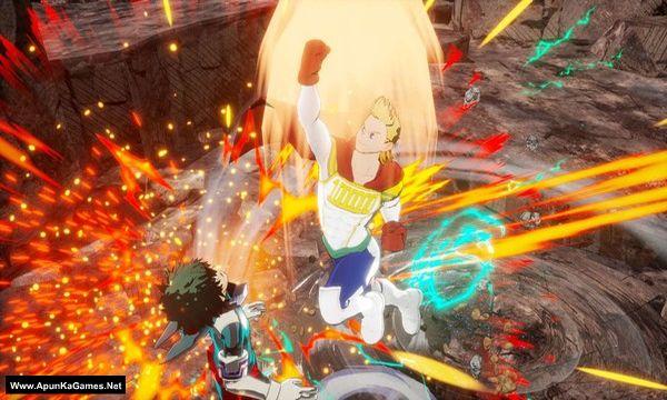 My Hero One's Justice 2 Screenshot 2, Full Version, PC Game, Download Free