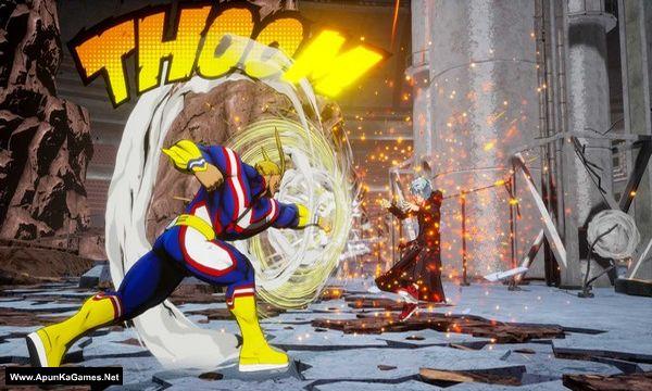 My Hero One's Justice 2 Screenshot 3, Full Version, PC Game, Download Free