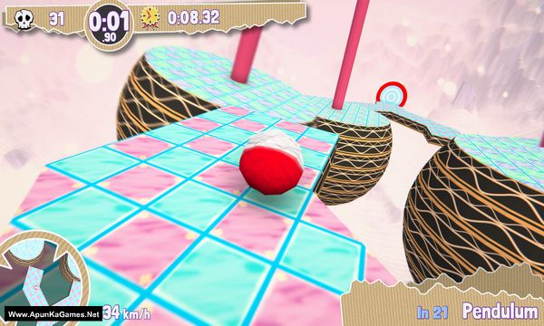 Paperball Screenshot 3, Full Version, PC Game, Download Free