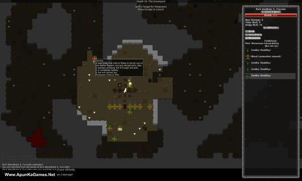 Possession Screenshot 1, Full Version, PC Game, Download Free