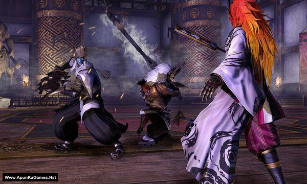 Samurai Warriors 4-II Screenshot 1, Full Version, PC Game, Download Free