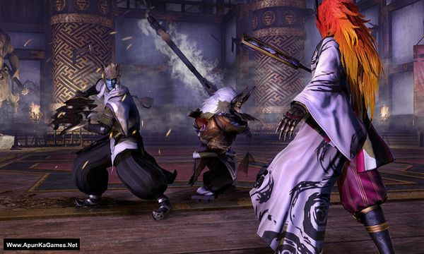 Samurai Warriors 4-II Screenshot 3, Full Version, PC Game, Download Free