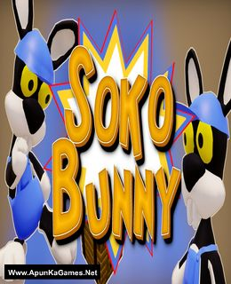 SokoBunny Cover, Poster, Full Version, PC Game, Download Free