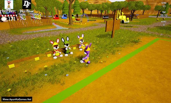 SokoBunny Screenshot 3, Full Version, PC Game, Download Free