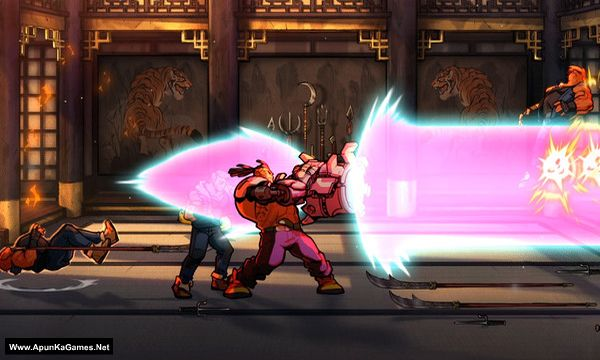 Streets of Rage 4 Screenshot 2, Full Version, PC Game, Download Free