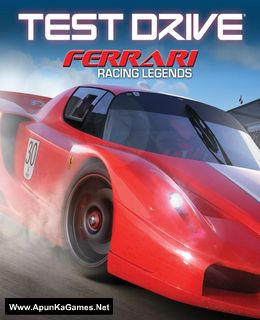 Test Drive: Ferrari Racing Legends Cover, Poster, Full Version, PC Game, Download Free