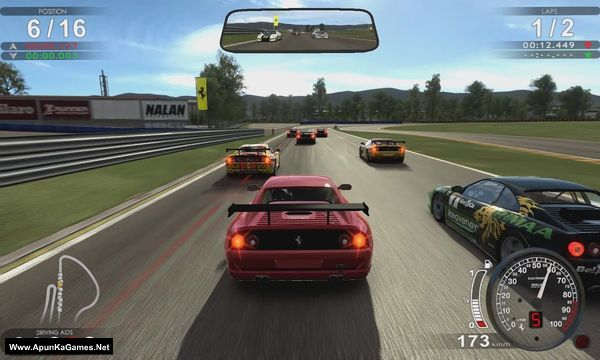 Test Drive: Ferrari Racing Legends Screenshot 1, Full Version, PC Game, Download Free