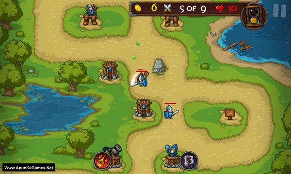 Tower Blitz Screenshot 2, Full Version, PC Game, Download Free