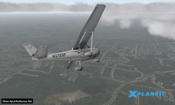 X-Plane 11 Screenshot 1, Full Version, PC Game, Download Free