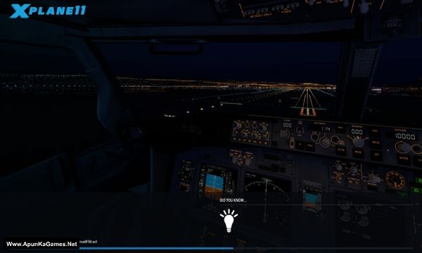 X-Plane 11 Screenshot 3, Full Version, PC Game, Download Free