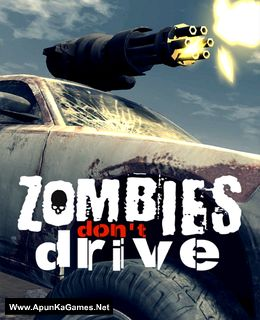 Zombies Don't Drive Cover, Poster, Full Version, PC Game, Download Free