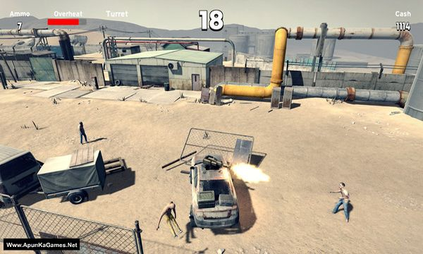 Zombies Don't Drive Screenshot 2, Full Version, PC Game, Download Free