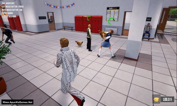 Bad Guys at School Screenshot 2, Full Version, PC Game, Download Free