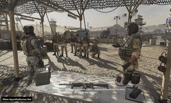 Call of Duty Modern Warfare 2 Campaign Remastered Screenshot 1, Full Version, PC Game, Download Free