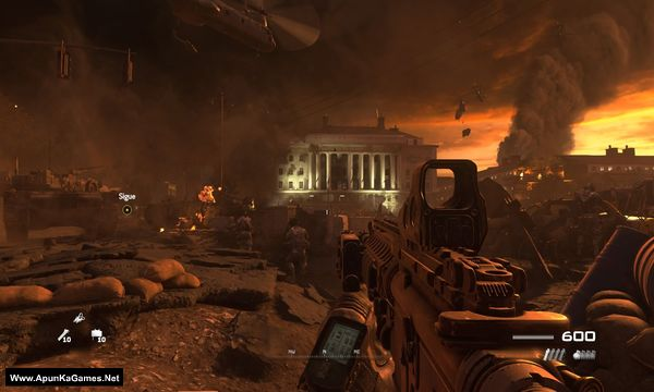 Call of Duty Modern Warfare 2 Campaign Remastered Screenshot 2, Full Version, PC Game, Download Free