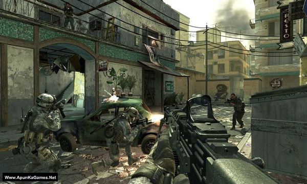 Call of Duty Modern Warfare 2 Campaign Remastered Screenshot 3, Full Version, PC Game, Download Free