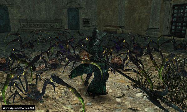 Dark Souls II Scholar of The First Sin Screenshot 2, Full Version, PC Game, Download Free
