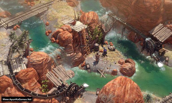 Desperados 3 Screenshot 1, Full Version, PC Game, Download Free