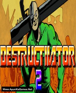 Destructivator 2 Cover, Poster, Full Version, PC Game, Download Free