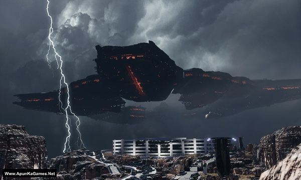 Disintegration Screenshot 1, Full Version, PC Game, Download Free