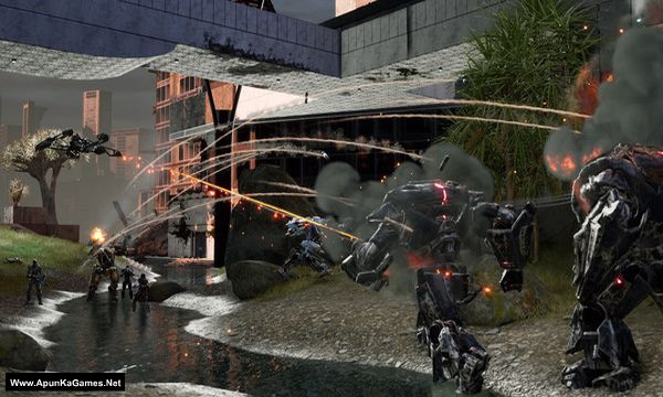 Disintegration Screenshot 3, Full Version, PC Game, Download Free