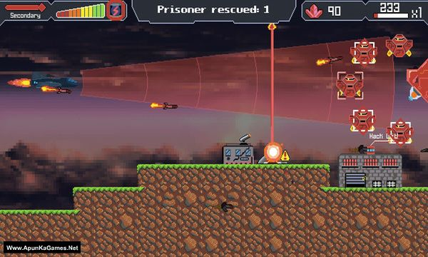Exile Squadron Screenshot 1, Full Version, PC Game, Download Free