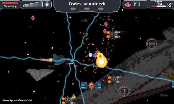Exile Squadron Screenshot 3, Full Version, PC Game, Download Free