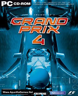 Grand Prix 4 Cover, Poster, Full Version, PC Game, Download Free