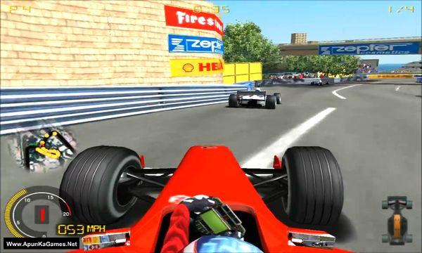 Grand Prix 4 Screenshot 1, Full Version, PC Game, Download Free