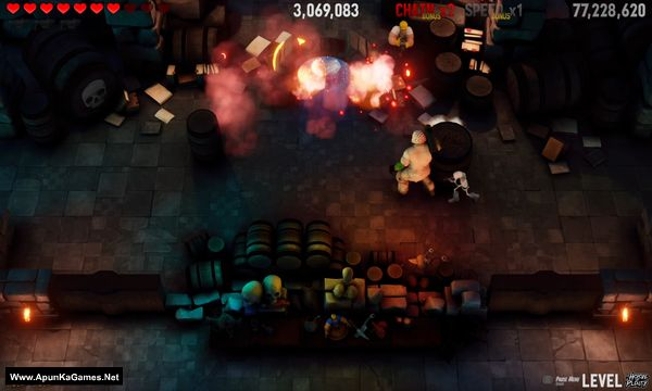 Horde Of Plenty Screenshot 1, Full Version, PC Game, Download Free