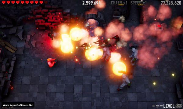 Horde Of Plenty Screenshot 3, Full Version, PC Game, Download Free
