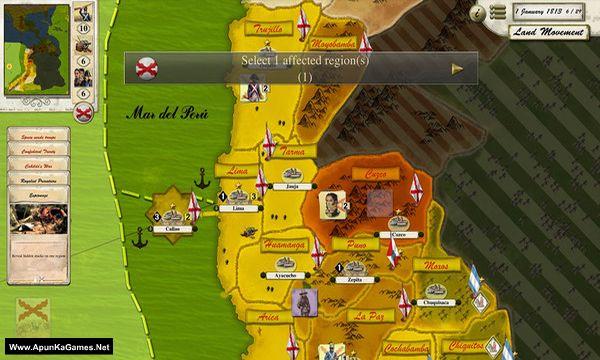 Libertad o Muerte! Screenshot 1, Full Version, PC Game, Download Free