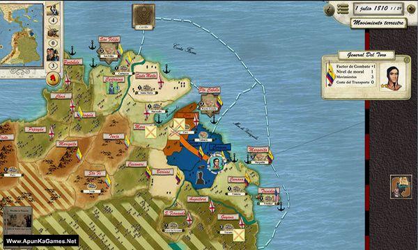 Libertad o Muerte! Screenshot 2, Full Version, PC Game, Download Free